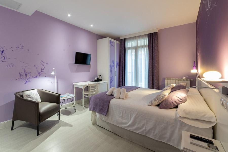 Provenza chambre UR-alde hôtel Saint-Sébastien