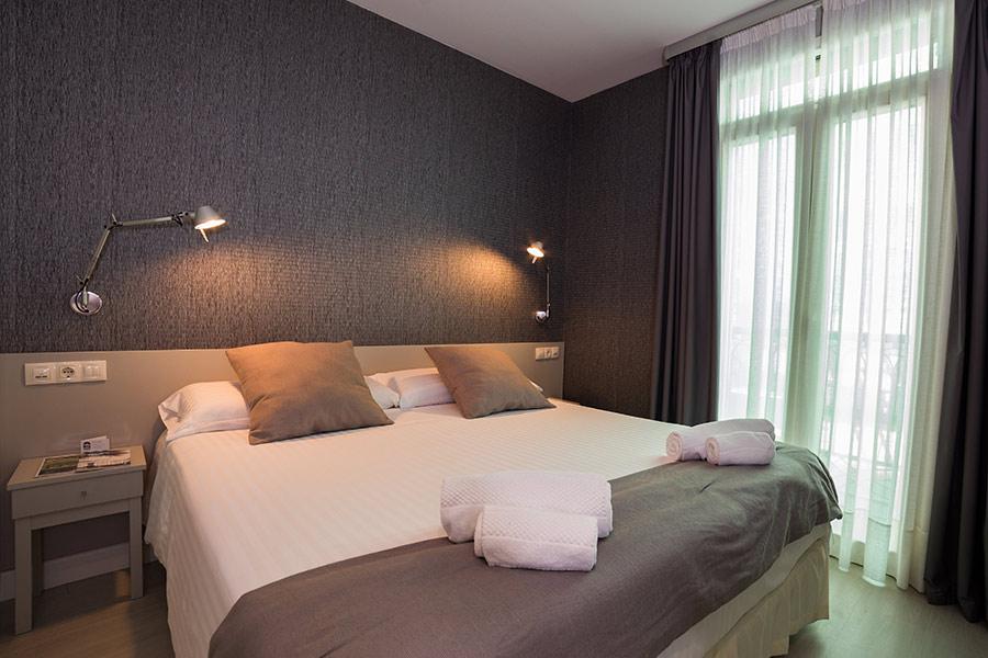 Atlanta chambre UR-alde hôtel Saint-Sébastien