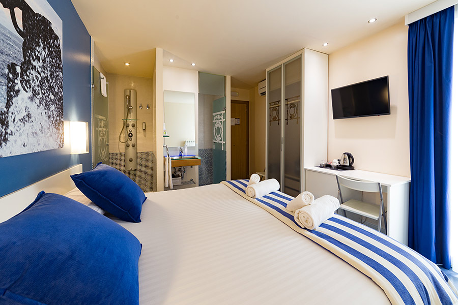 Donostia chambre UR-alde hôtel Saint-Sébastien