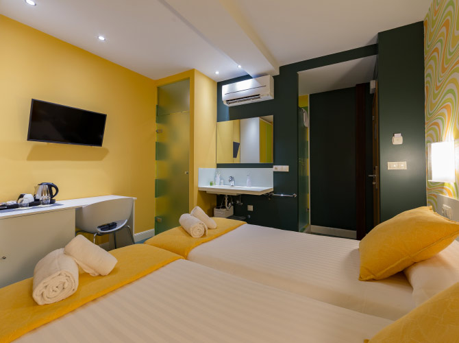 Rio de Janeiro room UR-alde hotel san sebastian