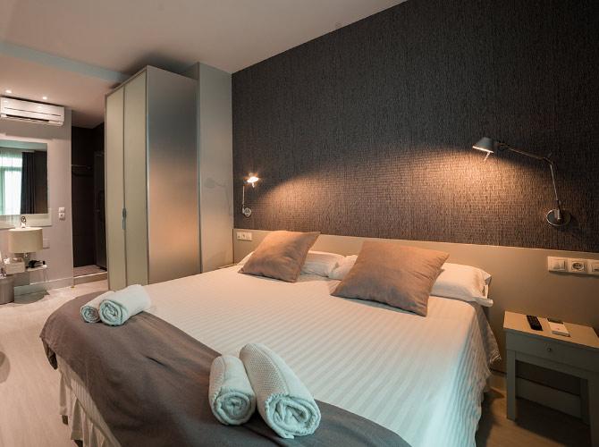 Atlanta room UR-alde hotel san sebastian